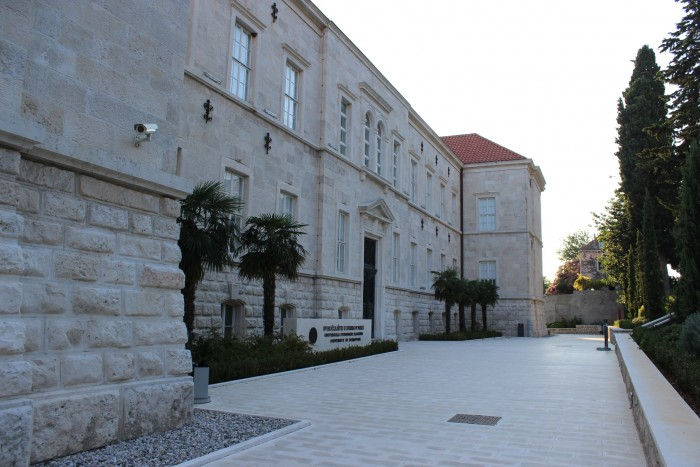 "University of Dubrovnik, the ""youngest"" university in Croatia."