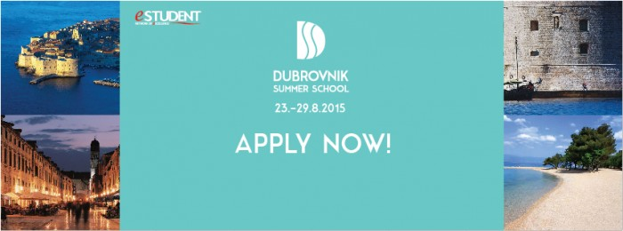 Dubrovnik_Summer_School_Application
