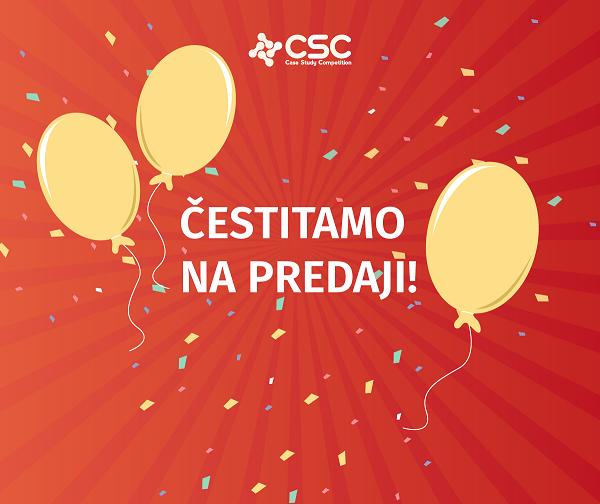 CSC-cestitka