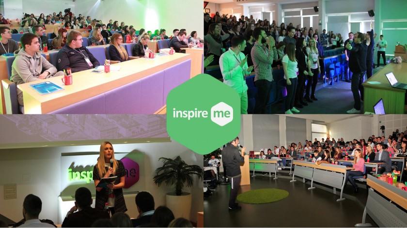 Inspire-Me-konferencija