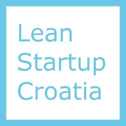 Lean Startup Croatia logo 1000px