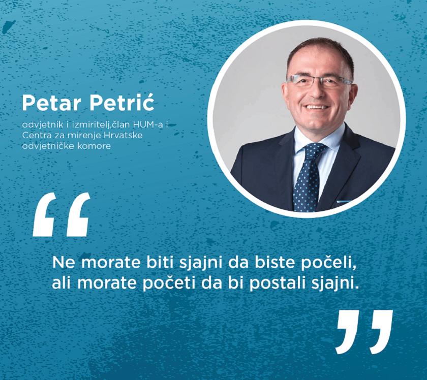 Petar Petrić izjava 1