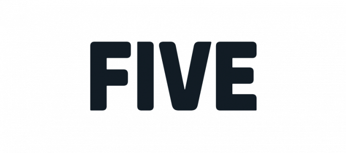 FIVE - Novi logo