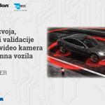 Na predavanju saznaj sve o izazovima razvoja, testiranja i validacije pametnih video kamera za autonomna vozila